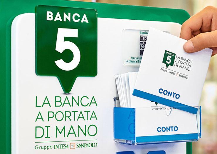 Conto Banca 5