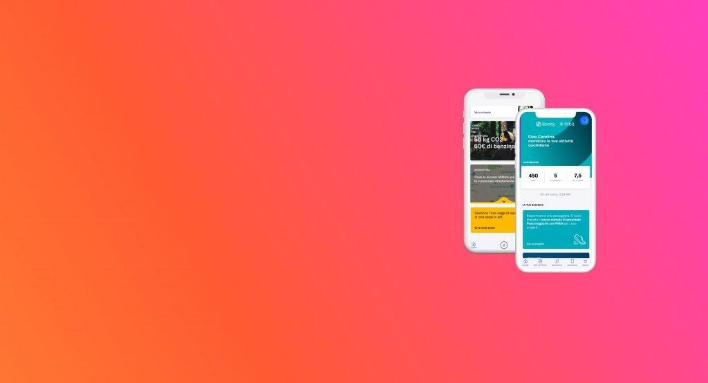 Anteprima del sito e App del conto corrente Plus di Illimity Bank