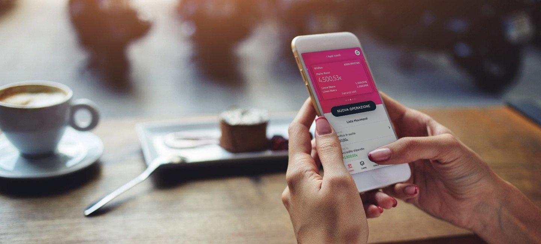 Anteprima dell'app Widiba | Conto Corrente Widiba